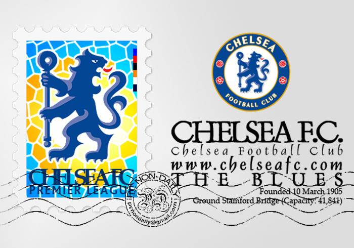 Chelsea Logo+Stamp