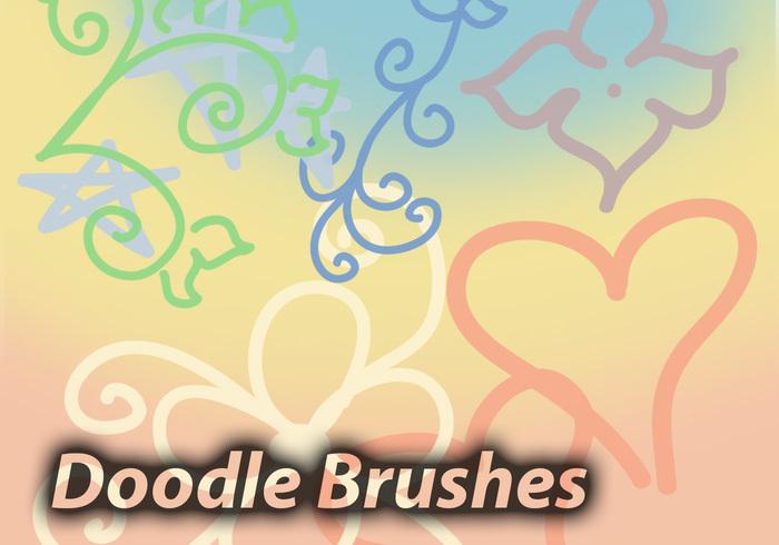 Doodle Design Brushes