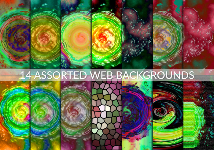 Backgrounds da web de 14 irmãos