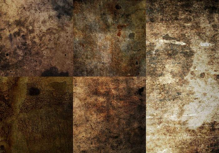 High Res Brown Grunge Photoshop Textures
