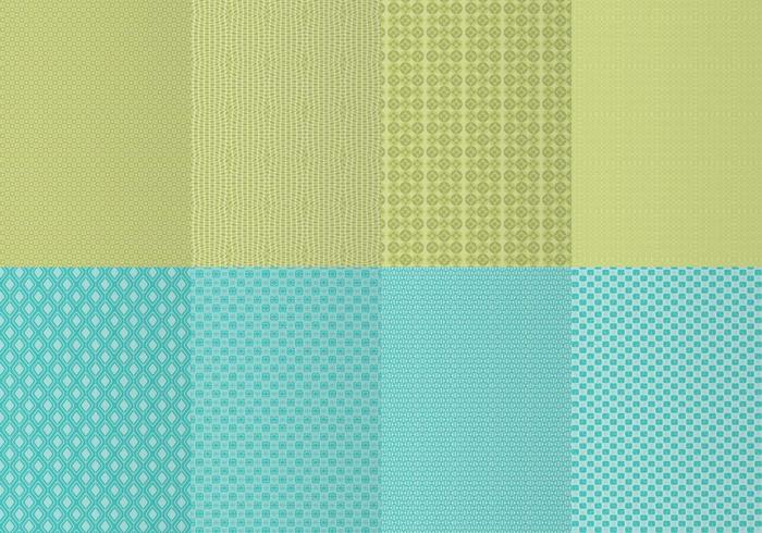 Seamless Retro Photoshop Patterns
