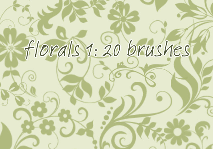Floral Brushes 1