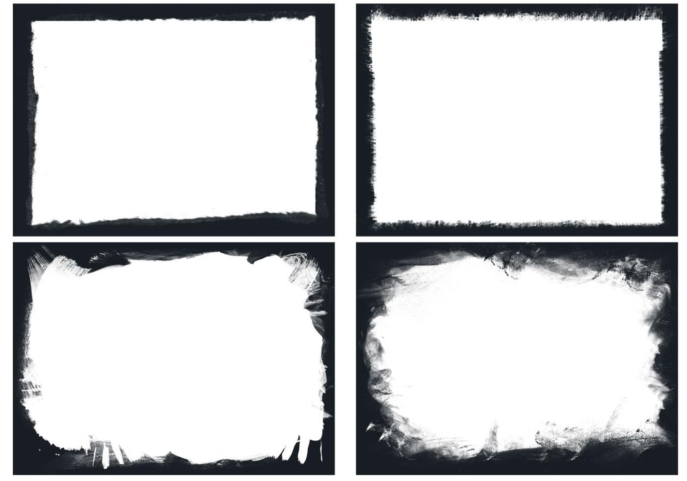 Апреля прикол, как сделать рваные края у картинки в фотошопе