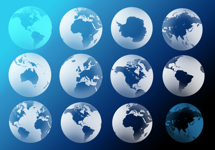 Globes - Free Photoshop Brushes at Brusheezy!