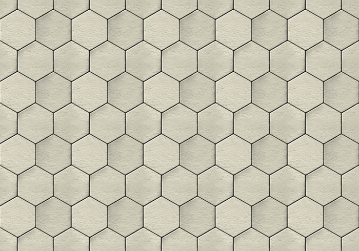 3d Hexagon Tiles Free Photoshop Brushes At Brusheezy