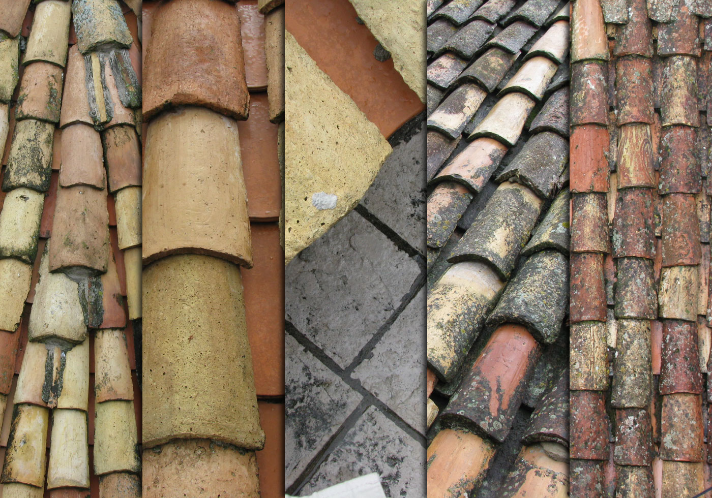 Roof Tiles In Dubrovnik Free Photoshop Brushes At Brusheezy