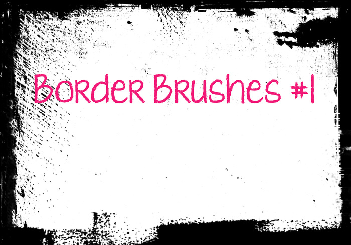 Border Brushes 1