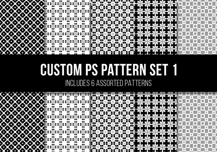 Customize patterns v1