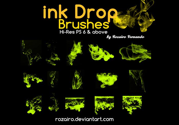 InkDrop Brushes (Full-Set)
