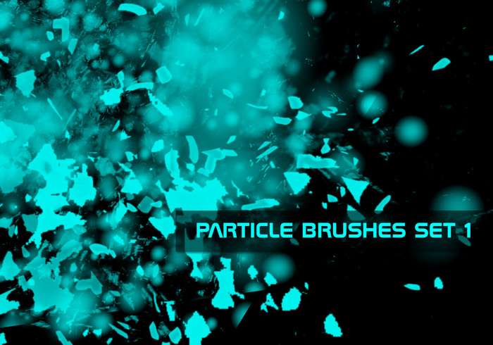 Brosses de particules Hi-Res Vol. 1