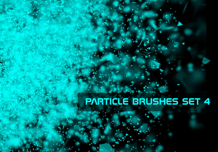 Hi-Res Particle Brushes Vol. 4
