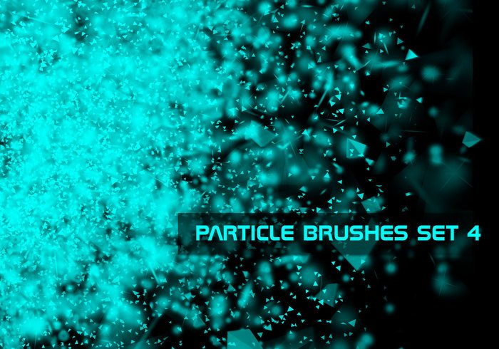 Brosses de particules Hi-Res Vol. 4