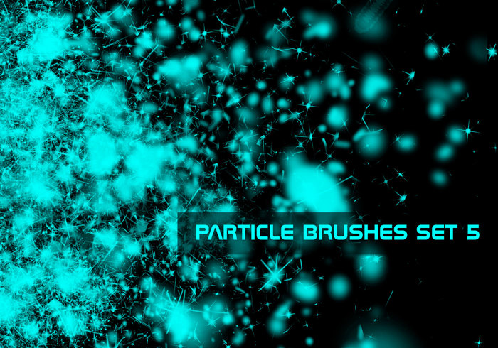 Hi-Res Particle Brushes Vol. 5
