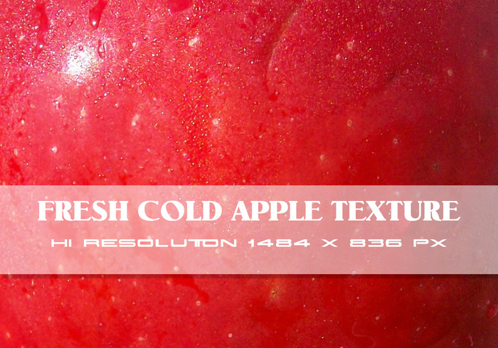Cold Apple Texture