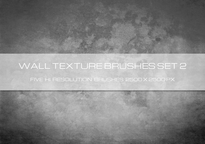 Wall Texture Brushes Vol 2