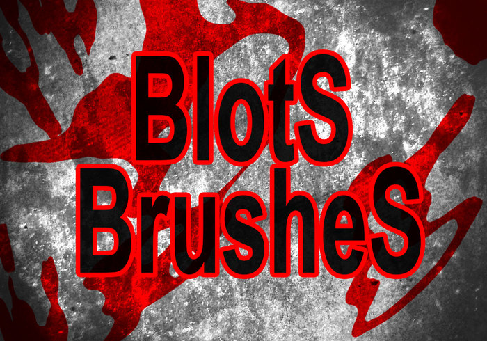 Brosses blots par xmarwanx