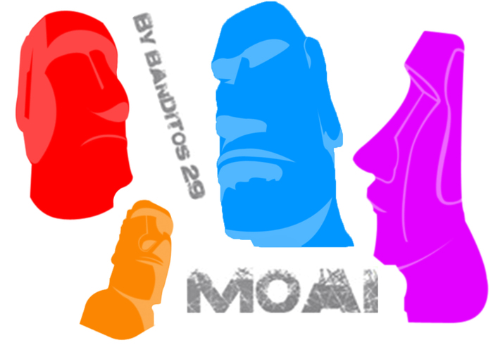 Moai Brushes