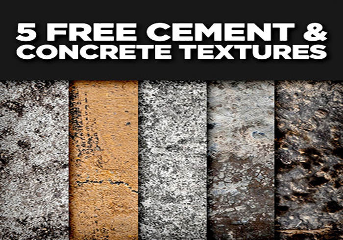 Free Concrete and Cement Textures