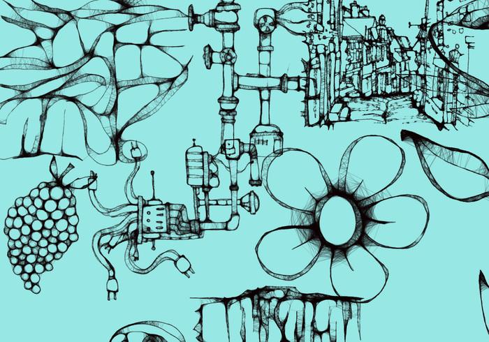 Scribbles / bocetos aleatorios