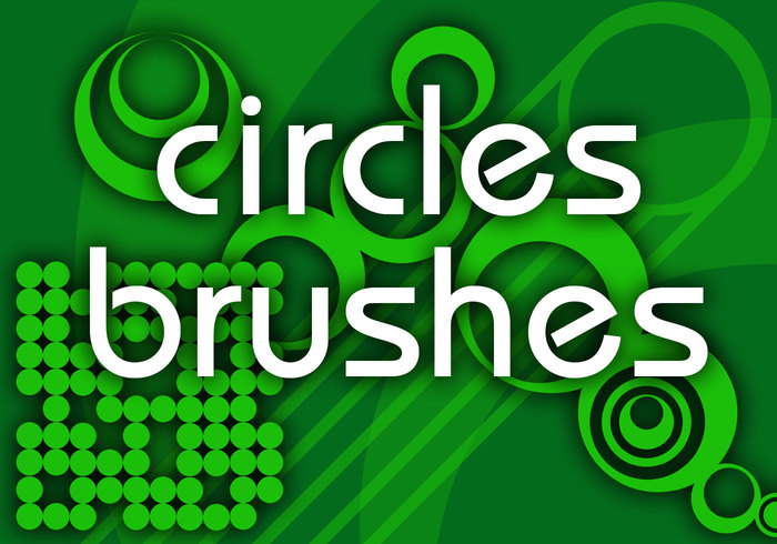Circles Brushes