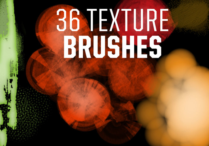 Texture Brushes Set 1