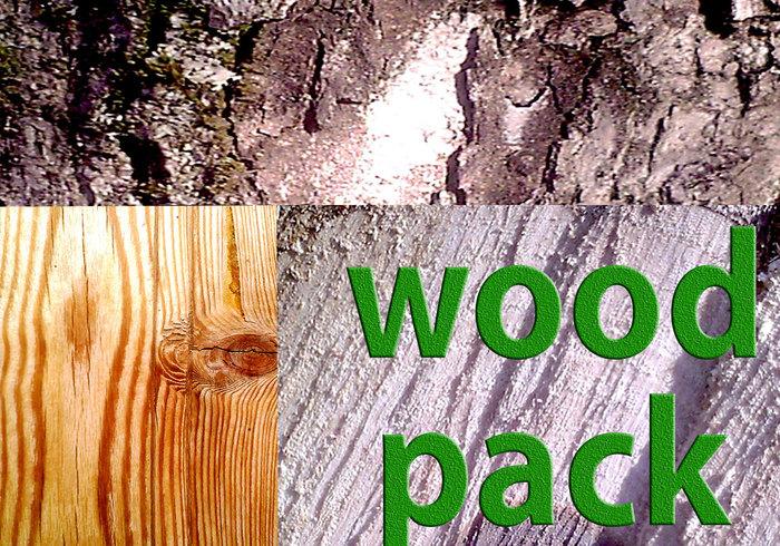 Paquet de bois