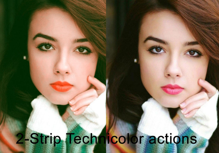 2-strips Technicolor