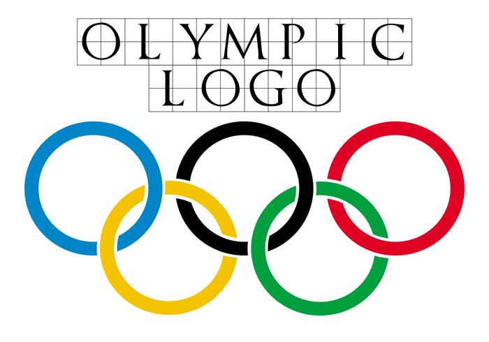Olympisches Logo