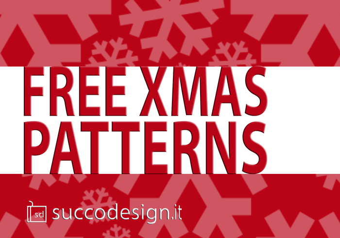 Free Christmas Patterns (haute résolution)