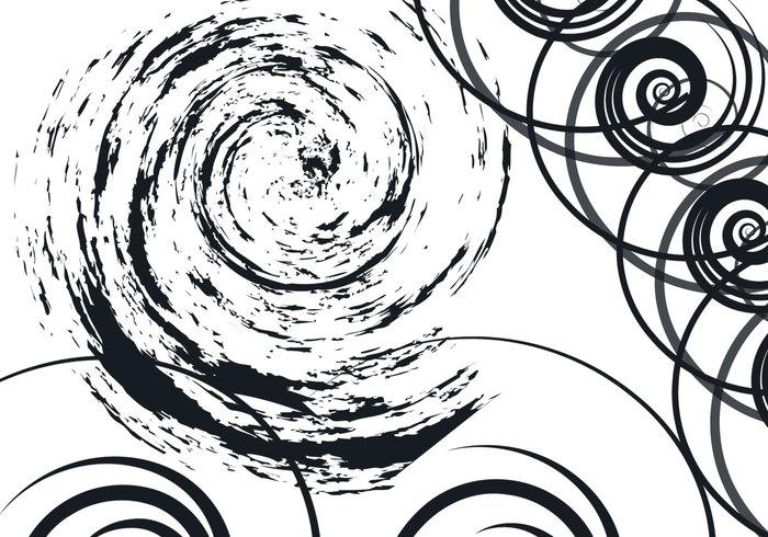 6 spiral brushes