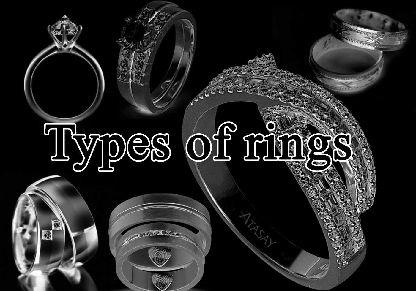 Silver Ring Mug
