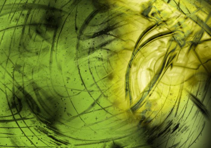 Plasma abstracto