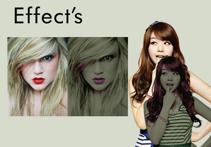 Affecter ~