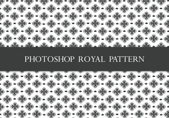 Royal Crown Pattern