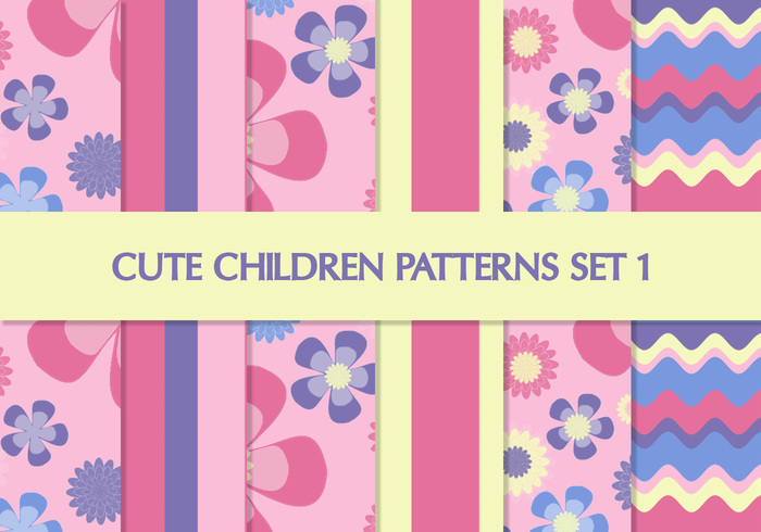 kid builder patterns part 1