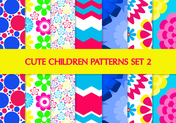 kid builder patterns part 2