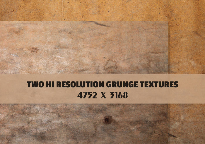 Grunge Texturen