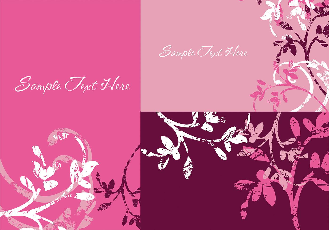 Grunge Floral Photoshop Hintergrundbilder - Kostenlose Photoshop ...