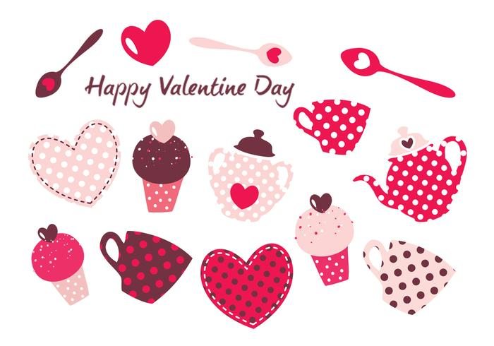 Valentine's Day Sweets Brush Pack