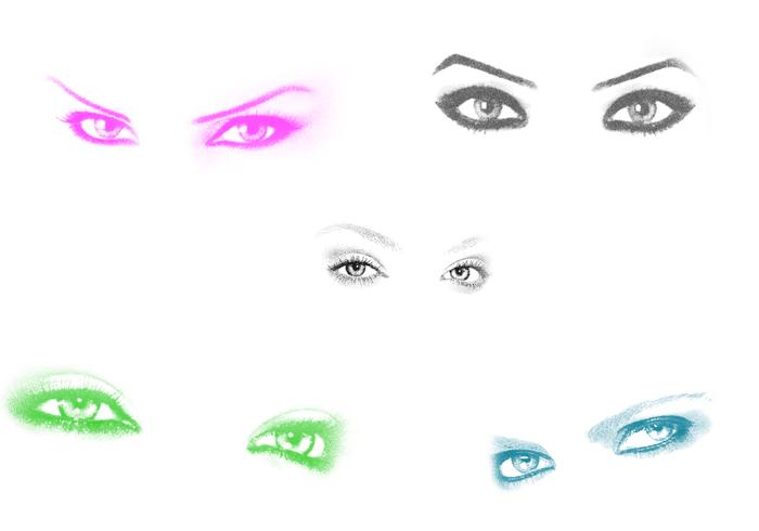 Hennes ögon ;)