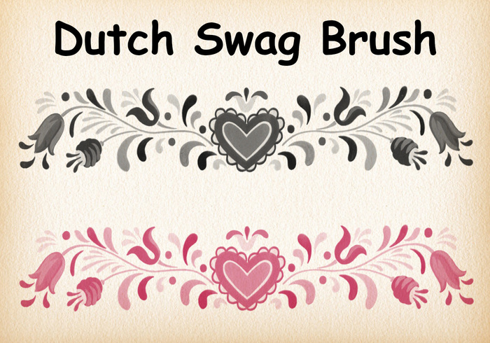 Dutch Swag Brush