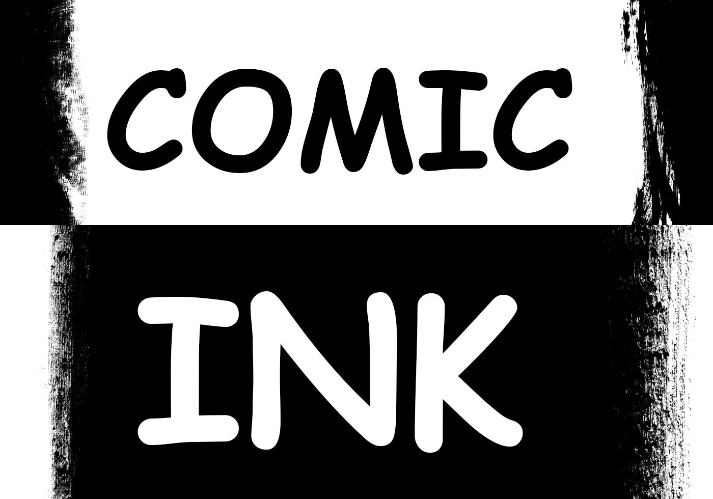 Free Comic Ink Brushes
