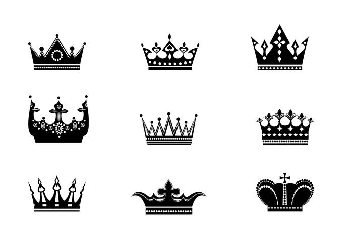 9 Crowns Brush Pack Two