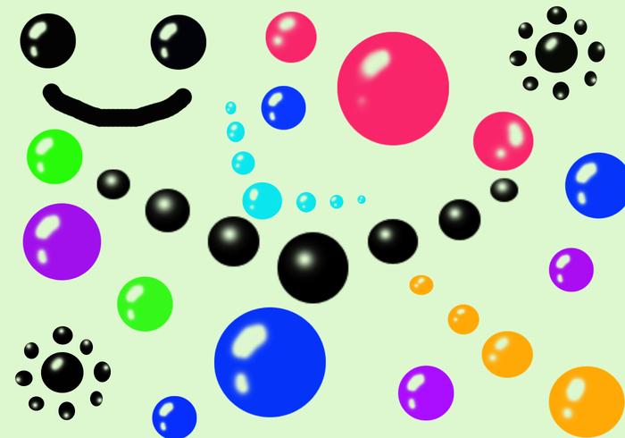 Bubble & bullet