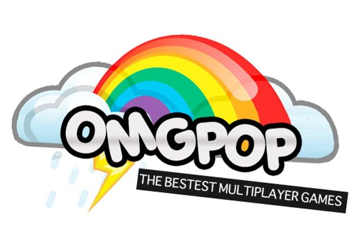 Logo OMGPOP