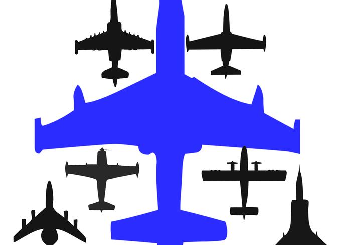 Papiervliegtuigen