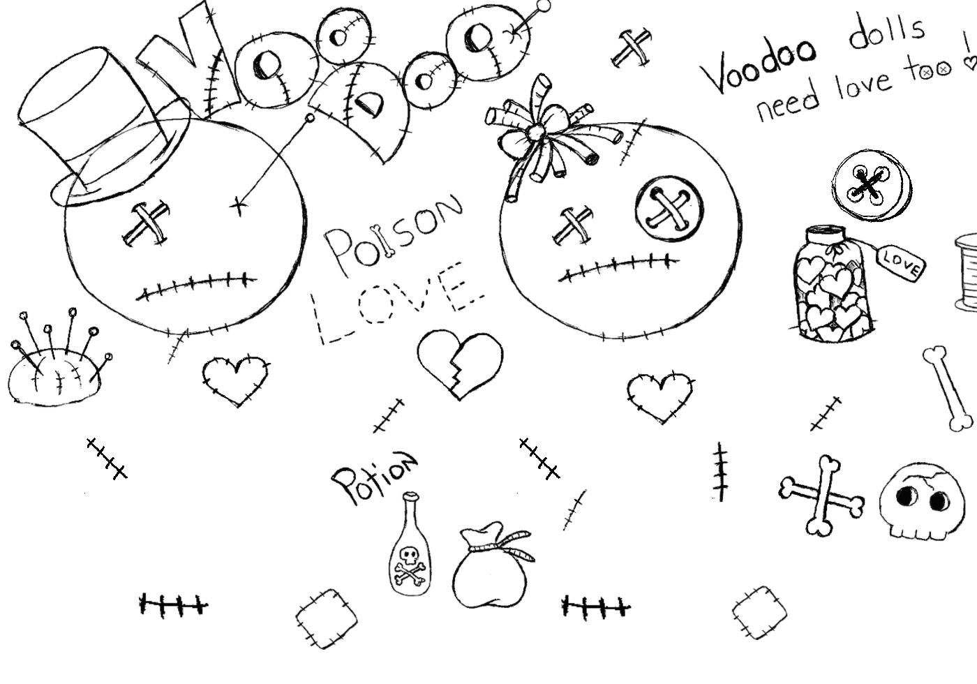 Simple Eyes Drawing Kids