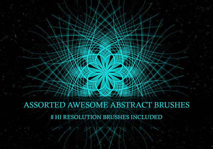 Symmetric Mind 002 Brushes
