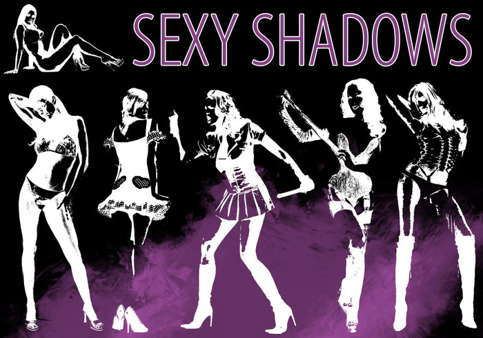 Sexy Shadows Brush Pack