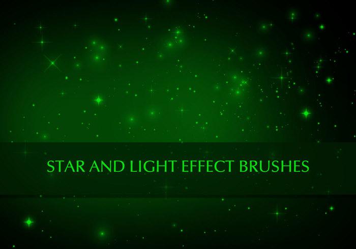 Simen 91's Star and Light-effect Brushes